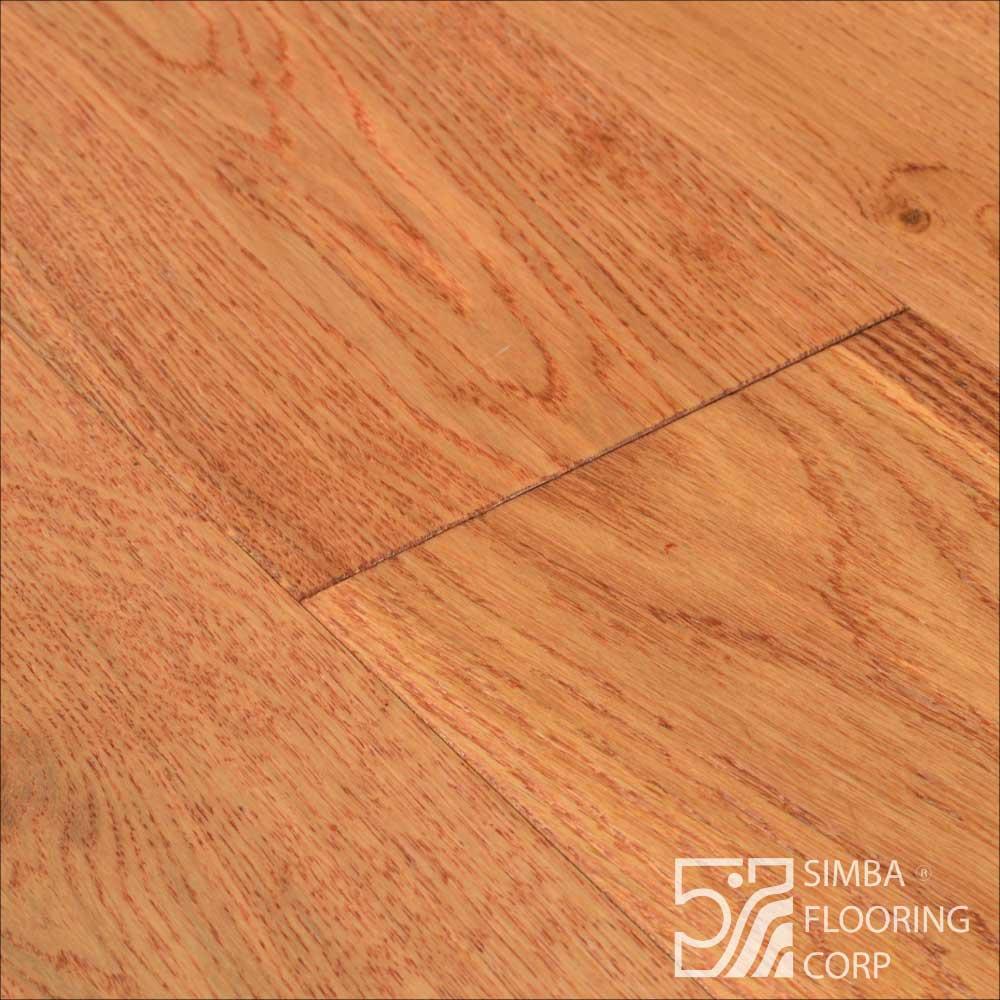 Honey Qr Code Engineered Hardwood Flooring