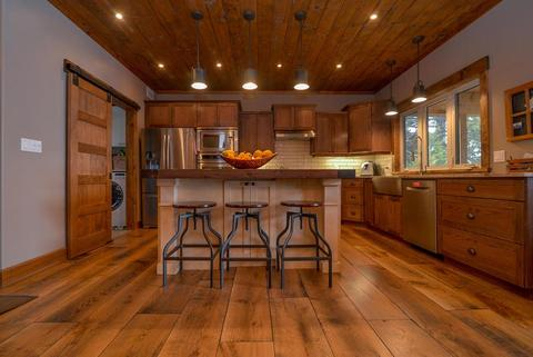Why Should I Opt For A Rustic Wide Plank Hardwood Floor